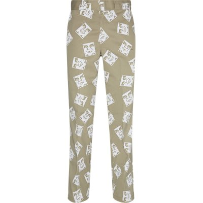 Oby1 Work Pant Straight fit | Oby1 Work Pant | Sand