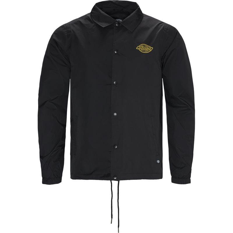 dickies Dickies lindale jacket sort på quint.dk