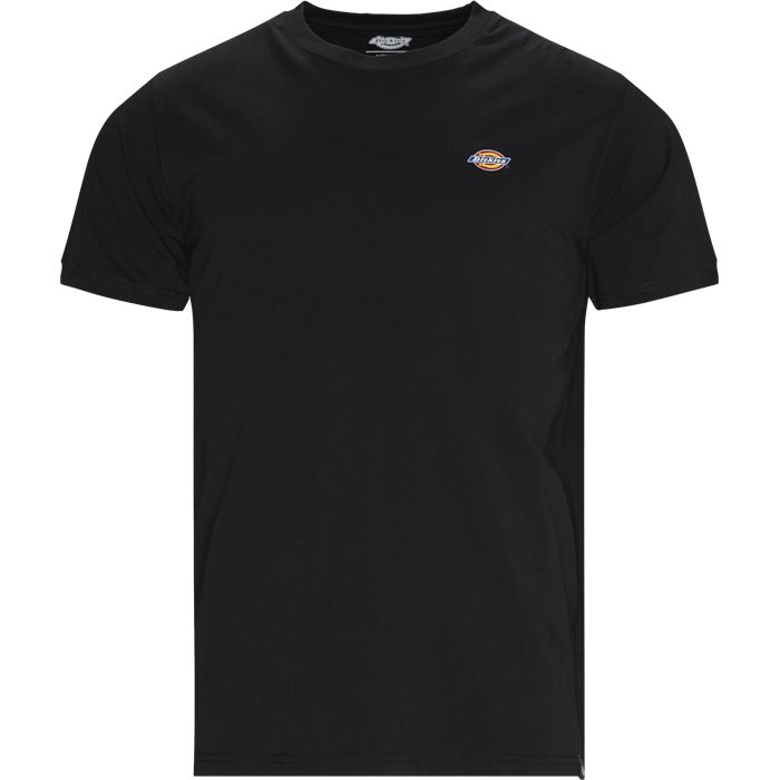 Stockdale Tee - T-shirts - Regular - Sort