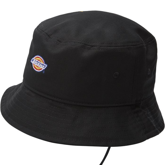 Logo Bucket Hat - Caps - Sort