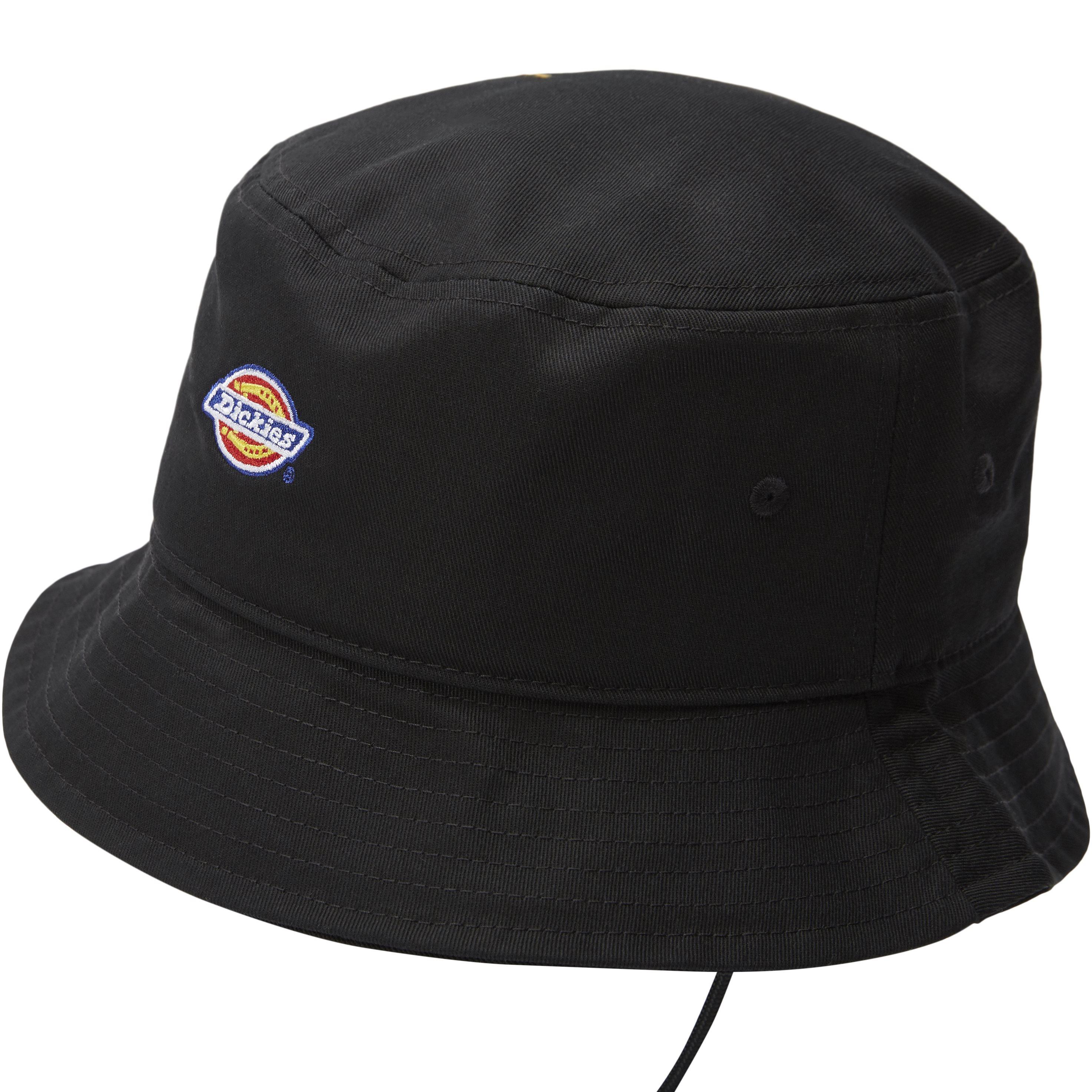 Logo Bucket Hat - Caps - Sort