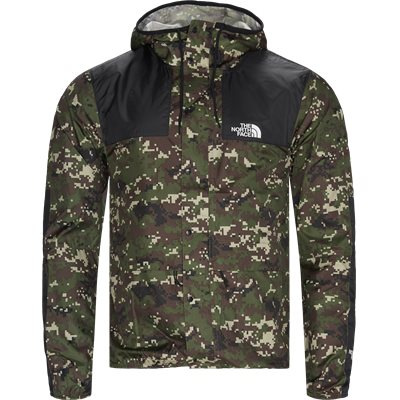 Mountain Jacket Regular | Mountain Jacket | Army