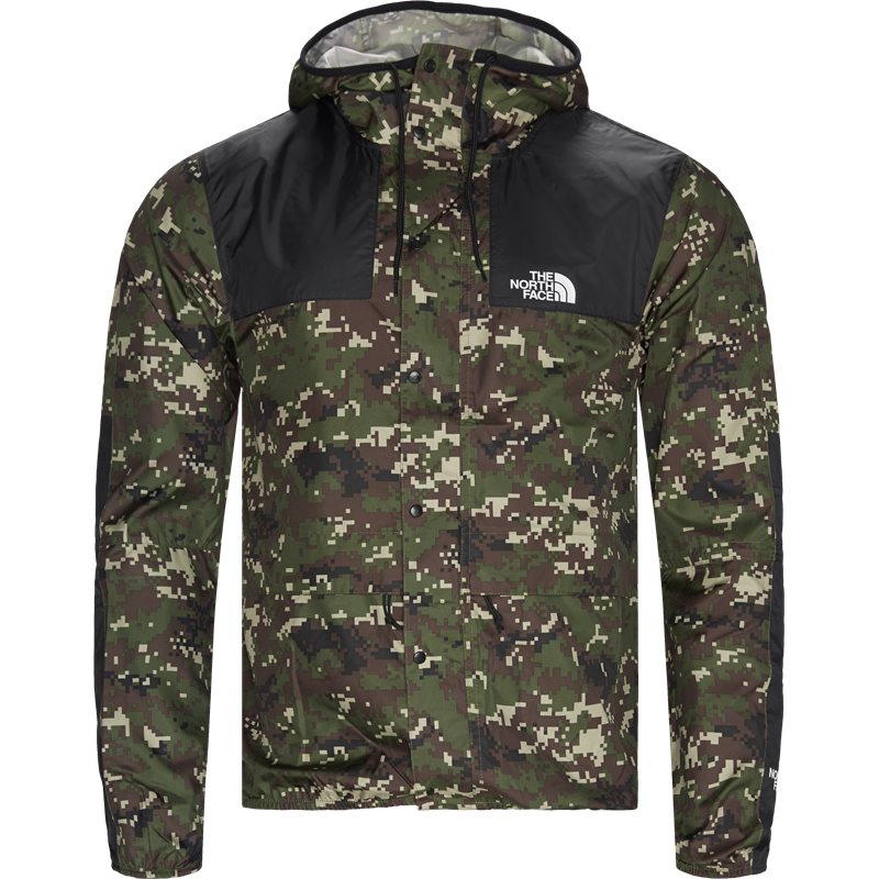 the north face – The north face mountain jacket camo fra quint.dk