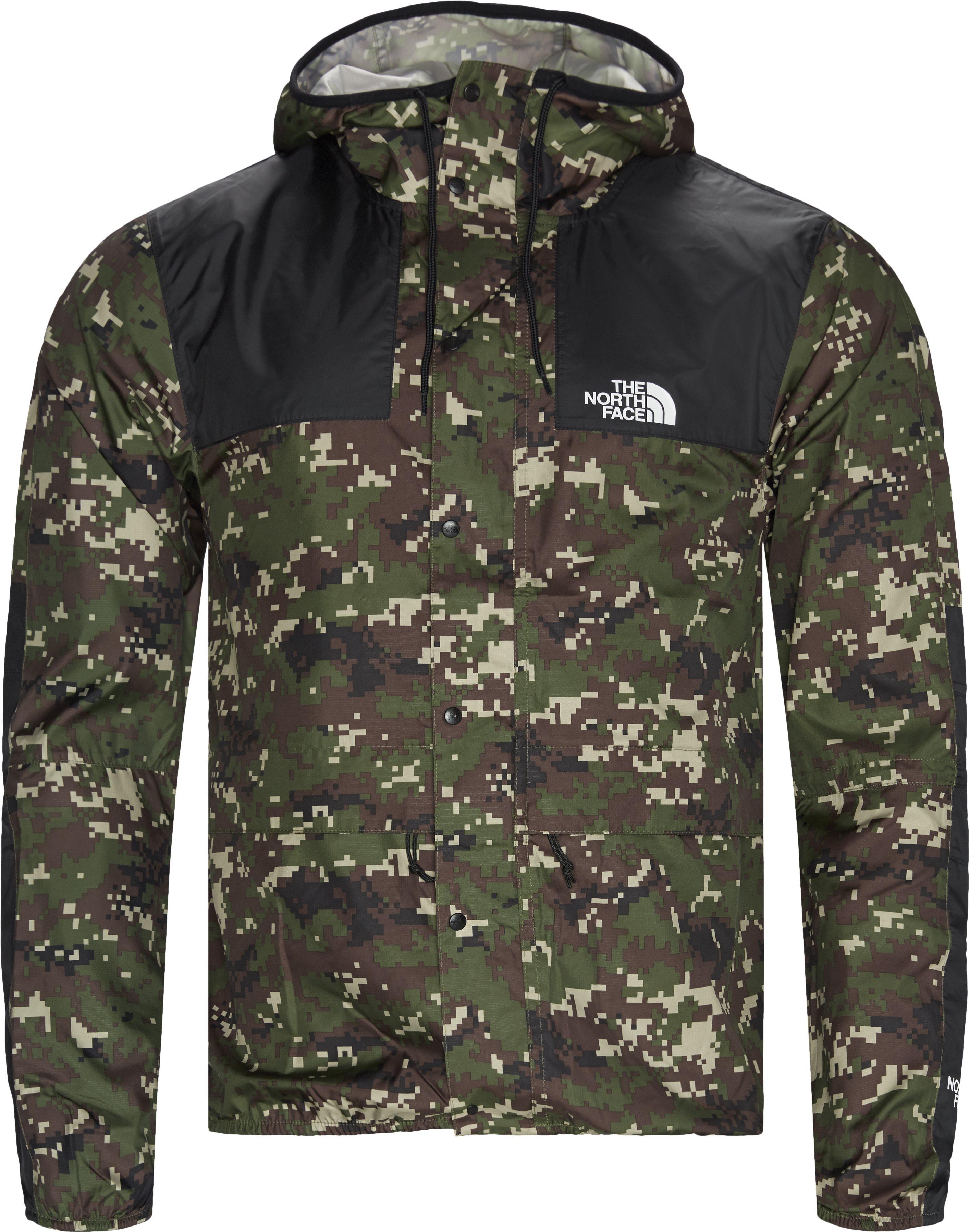 Mountain Jacket - Jakker - Regular fit - Army