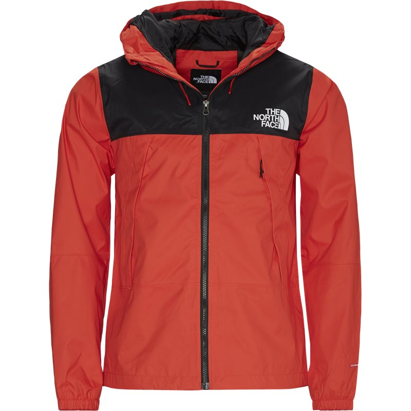The north face 1990 mountain jacket rød fra the north face fra quint.dk