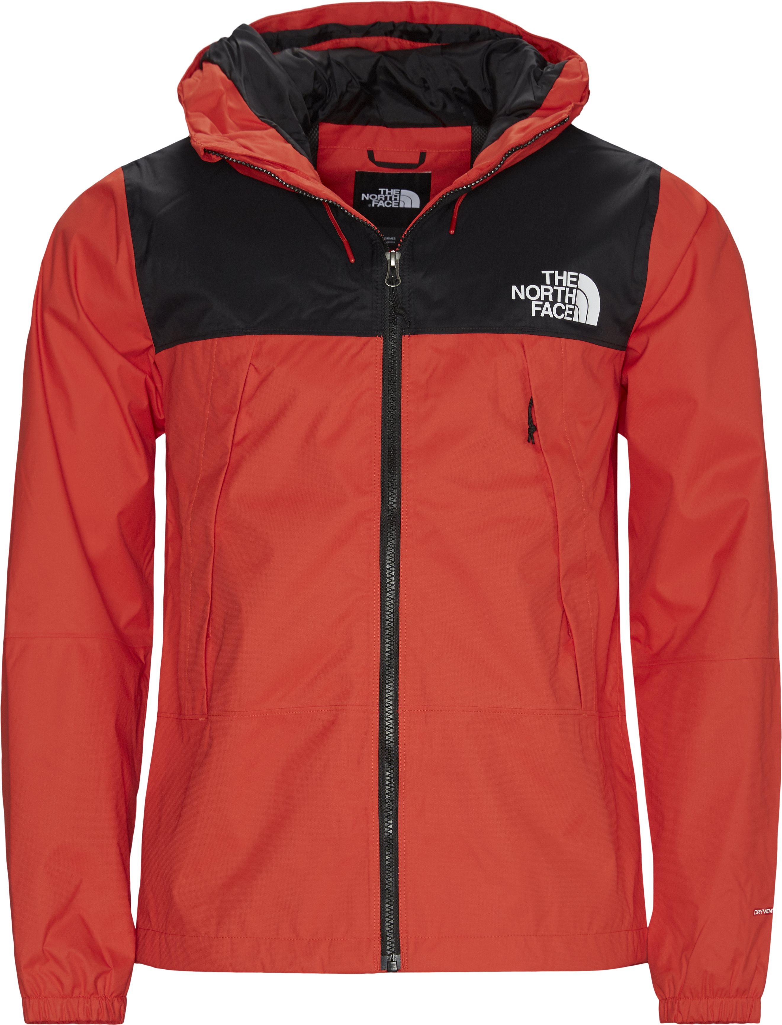 1990 Mountain Jacket - Jakker - Regular - Rød