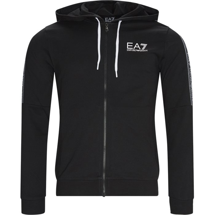 PJ05Z Zip Sweatshirt - Sweatshirts - Regular - Sort