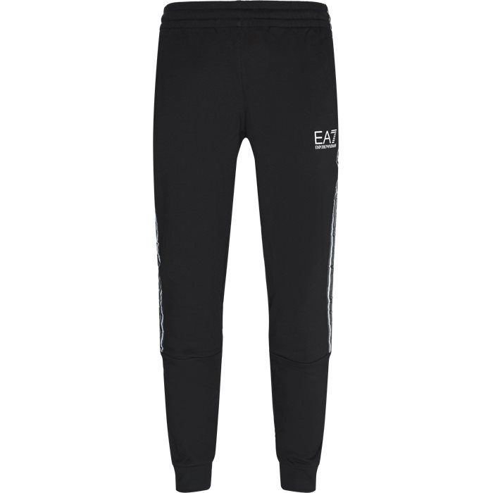 PJ05Z Logo Sweatpant - Bukser - Tailored fit - Sort
