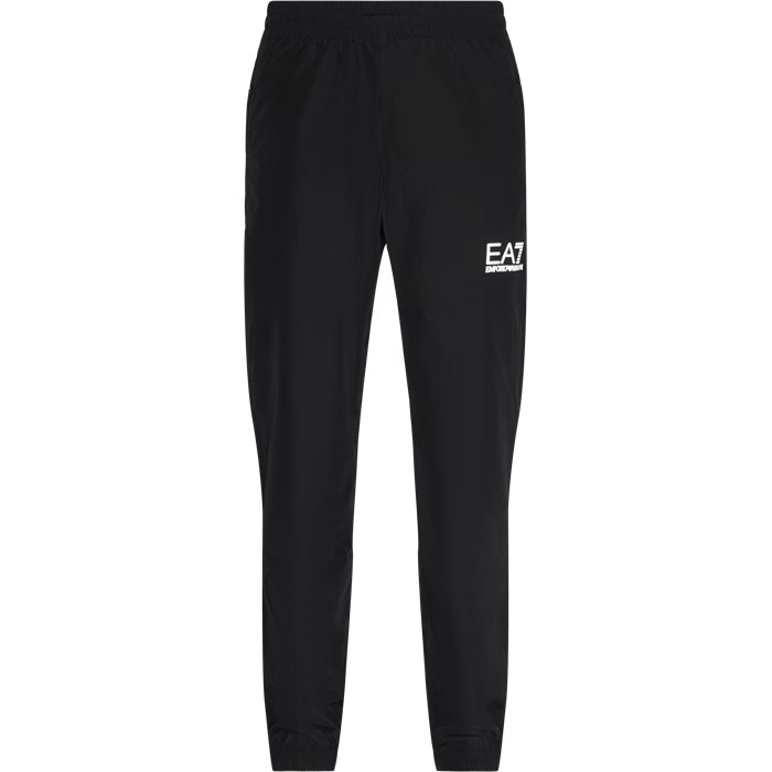 Trousers - Tapered fit - Black