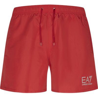Shorts | Röd