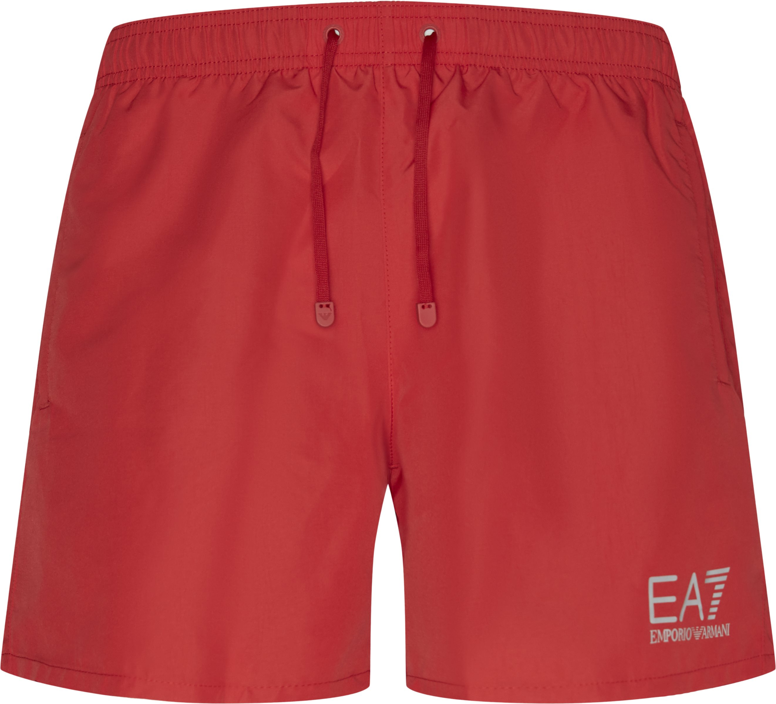Shorts - Regular - Red