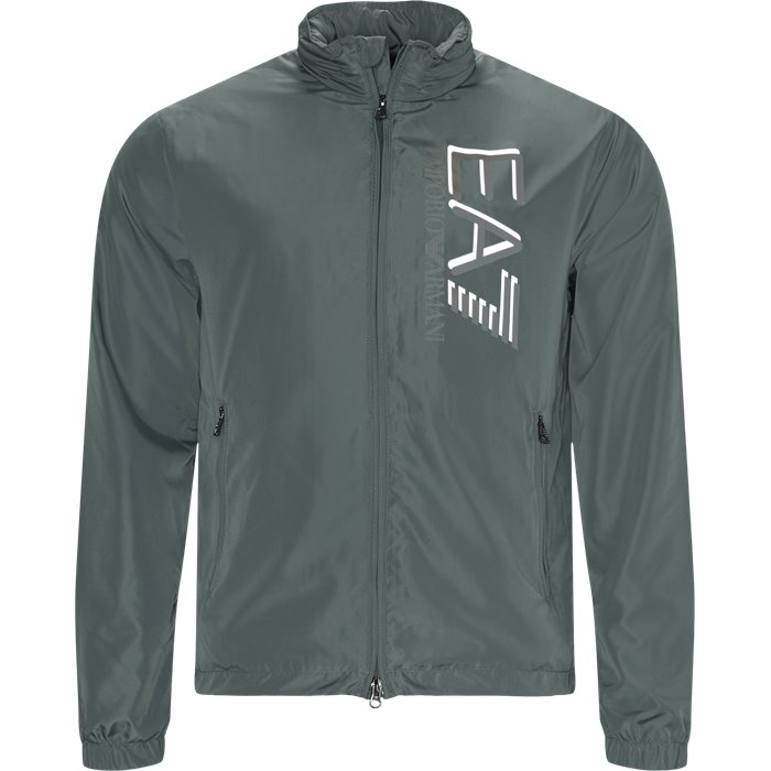 Jackets - Regular - Green