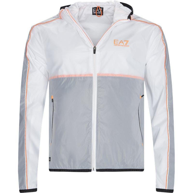 ea7 – Ea7 pnv1z jakke hvid på quint.dk