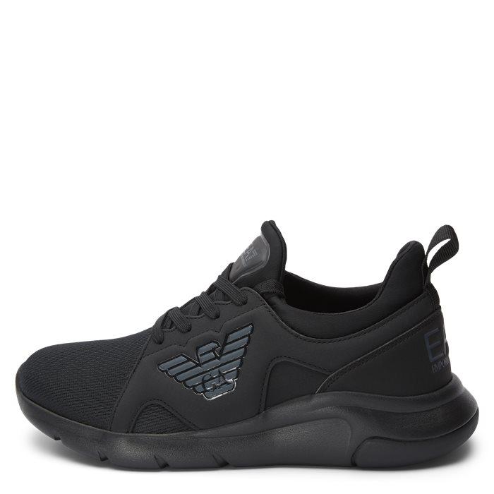 XCC56 Sneaker - Sko - Sort