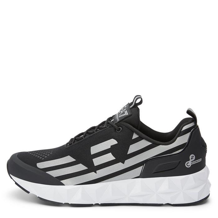 XCC52 Sneaker - Sko - Sort