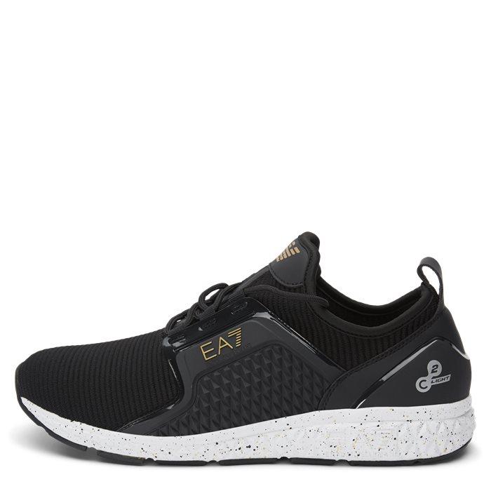 XK132 3D Mesh Sneaker - Sko - Sort