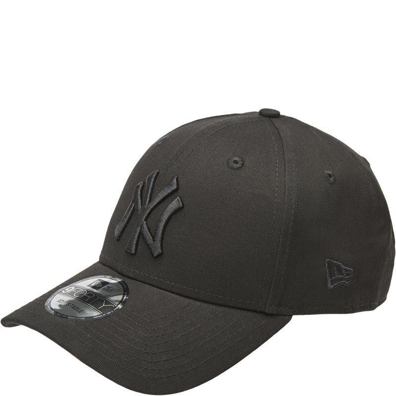 New era 940 league basic cap sort/sort fra new era på quint.dk