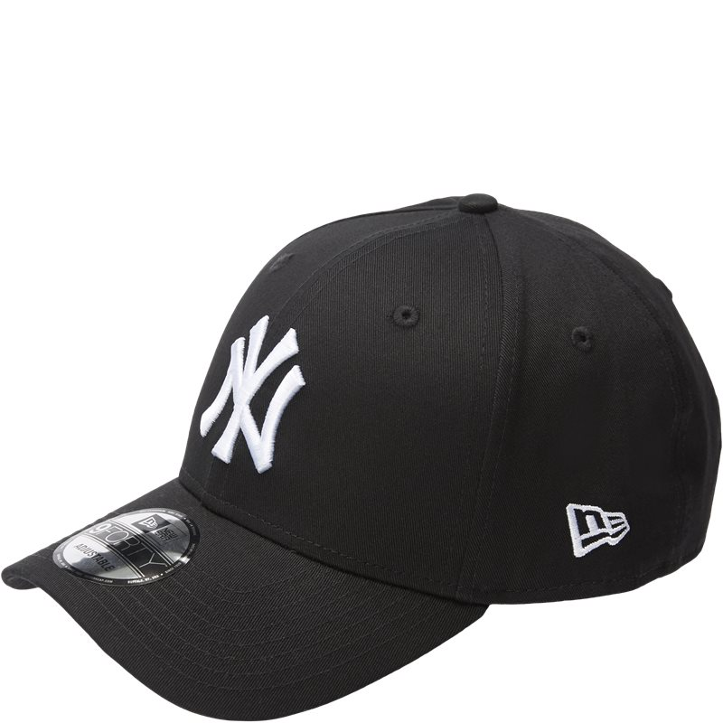 new era New era 940 league basic cap sort fra quint.dk