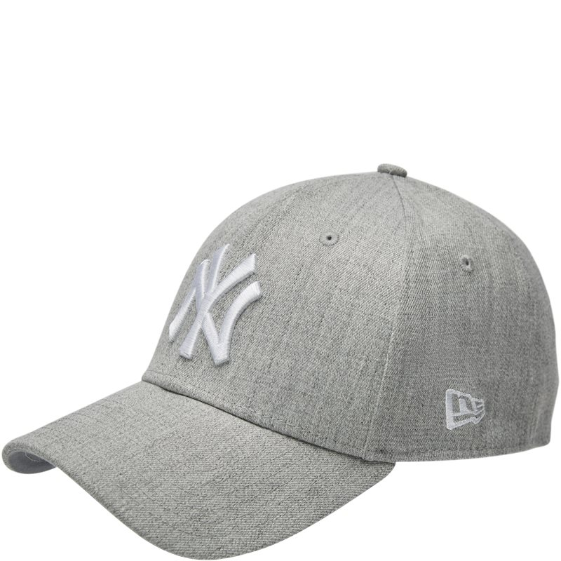new era – New era heather ny cap grå på quint.dk