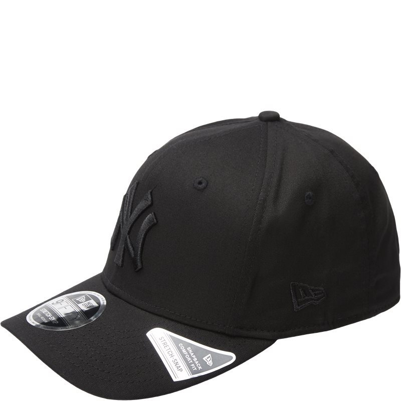 new era New era 9 fifty stretch cap sort/sort fra quint.dk