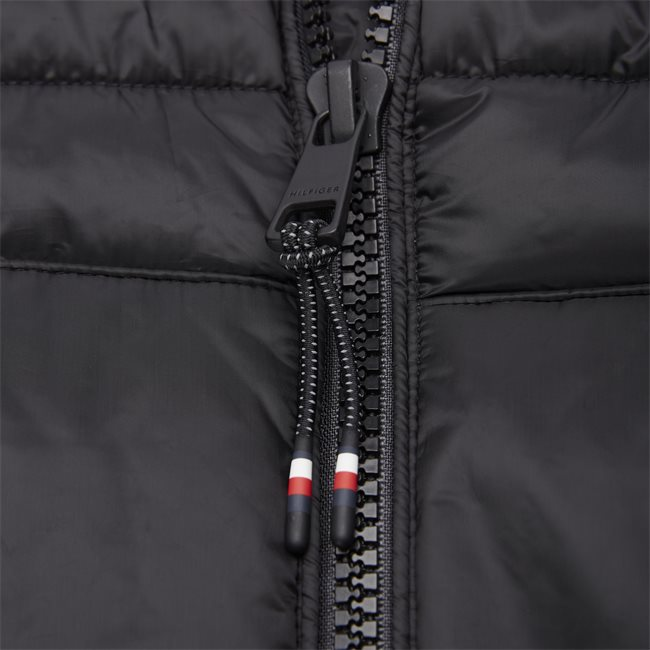 Mix Media Bomber Jacket