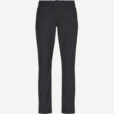 Regular | Jeans | Grå