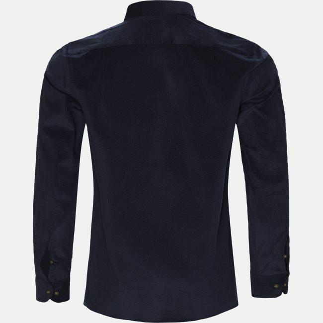 Falk Cosy Cord Skjorte
