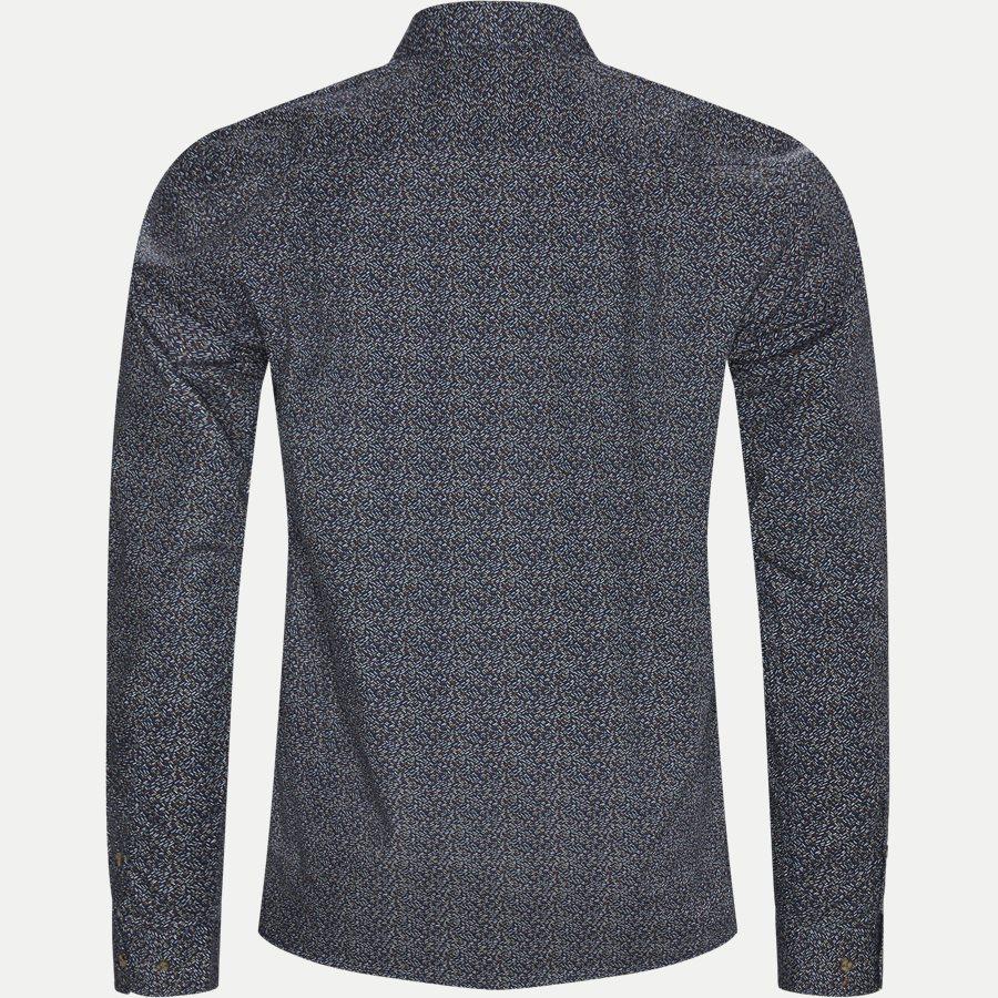 15370 0 - Neil Print CP Easy Skjorte - Skjorter - Regular - BLÅ - 2