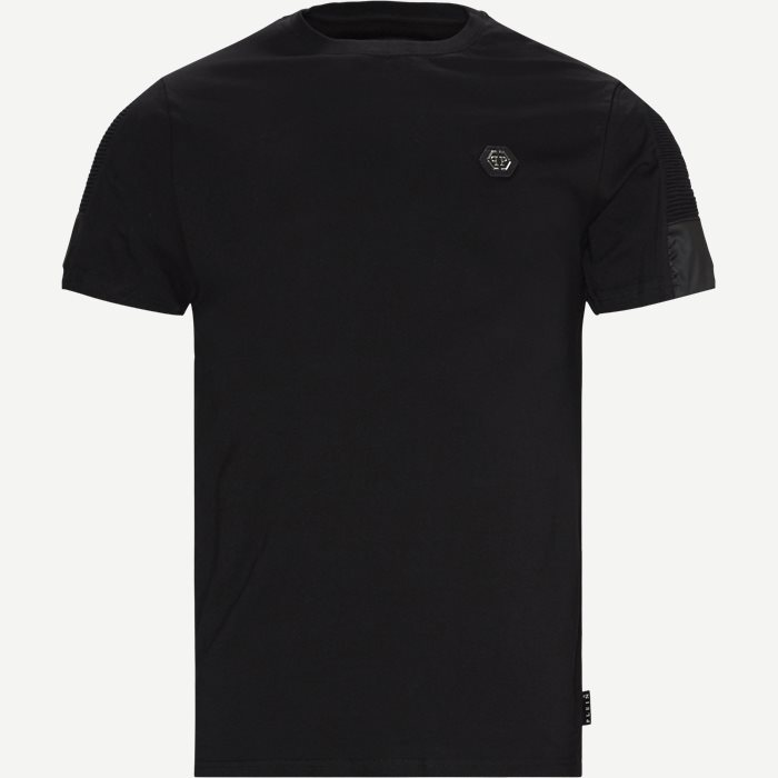 T-shirts - Regular - Svart