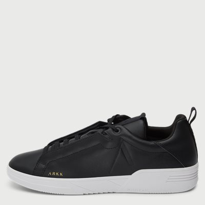 Uniklass Leather Sneaker Uniklass Leather Sneaker | Sort