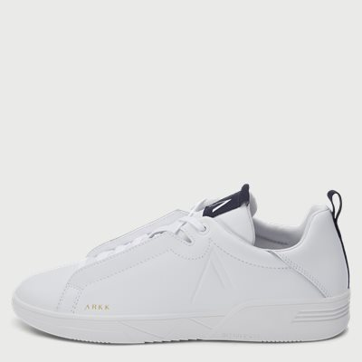 Uniklass Leather Sneaker Uniklass Leather Sneaker | Hvid