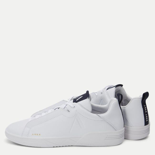 Uniklass Leather Sneaker