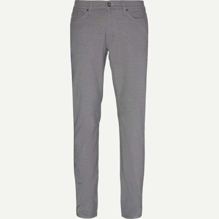 Jeans - Straight fit - Grey