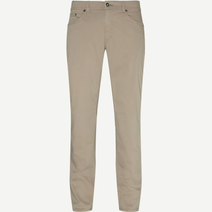 Cooper Fancy Jeans - Jeans - Regular - Sand