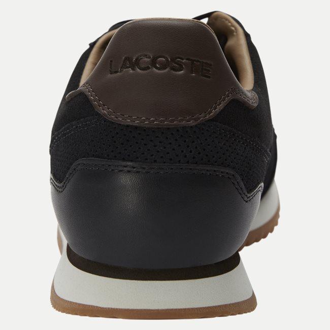 Aesthet Luxe Suede Sneaker