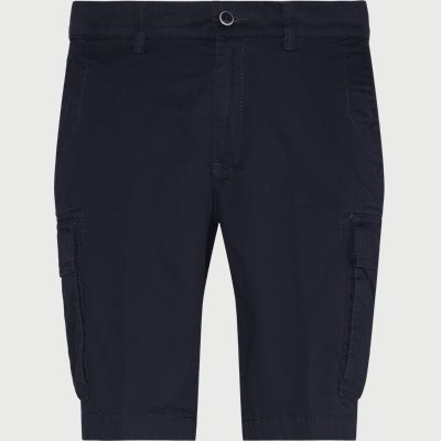 Barcelona Cargo Shorts Regular | Barcelona Cargo Shorts | Blå