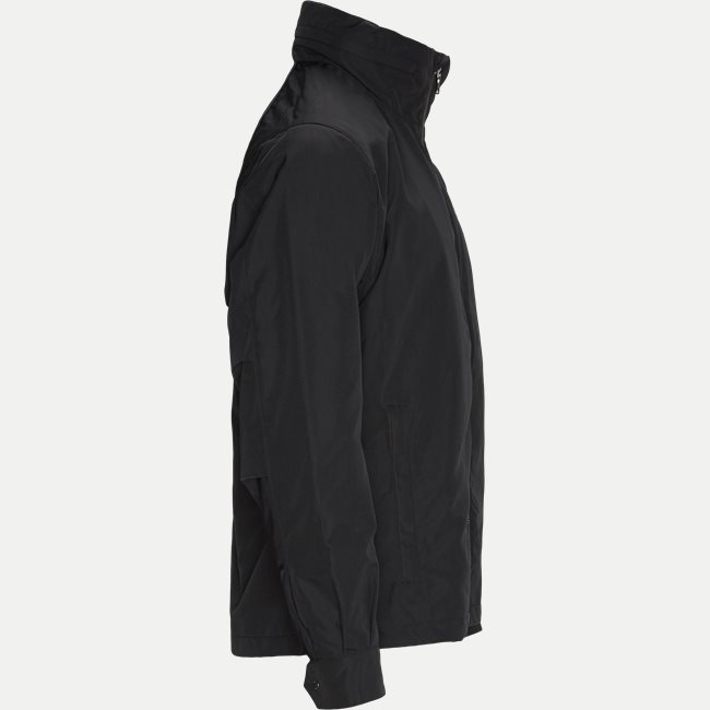 Lightweight Water-Resistant Zip Windbreaker