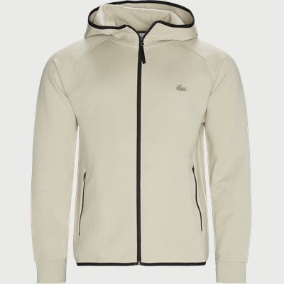 Motion Hooded Zip Sweatshirt Regular | Motion Hooded Zip Sweatshirt | Sand