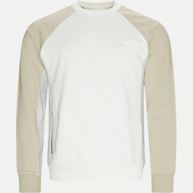 Colourblock Crew Neck Sweatshirt