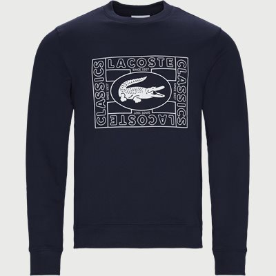 Regular | Sweatshirts | Blue
