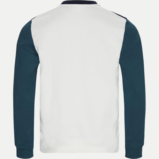 Colourblock Cotton Sweatshirt