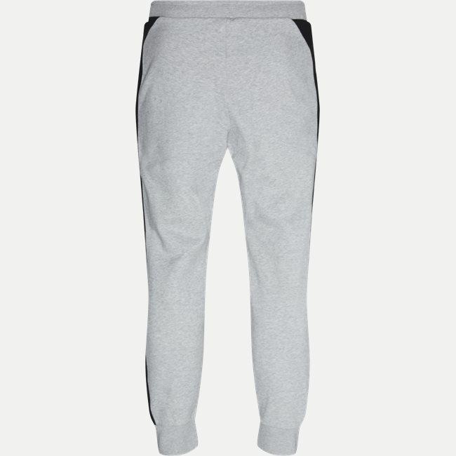 Two-Tone Fleece Trackpants