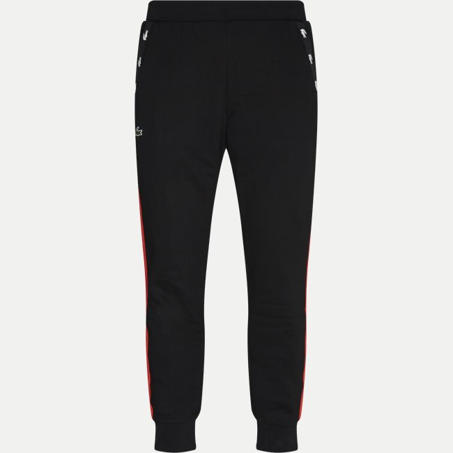 Two-Tone Fleece Trackpants