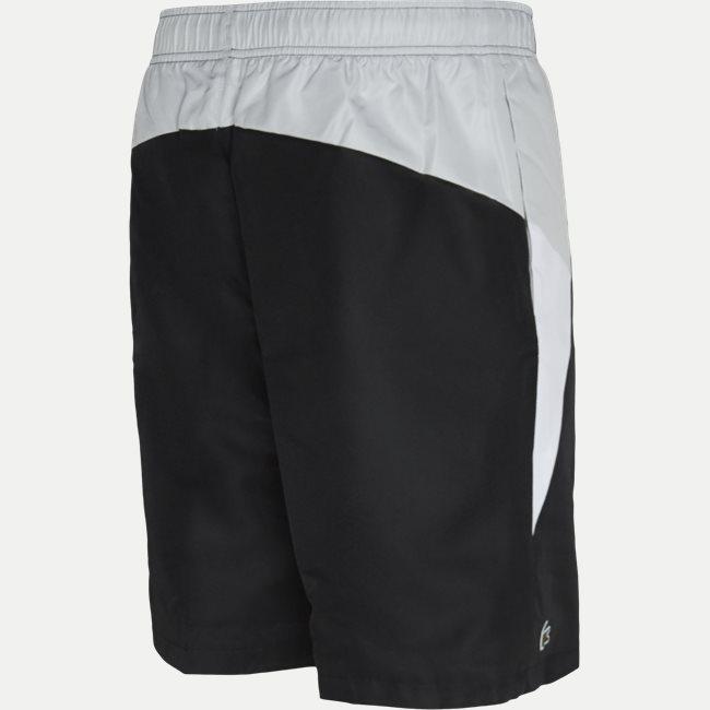 Colourblock Cut-Out Tennis Shorts