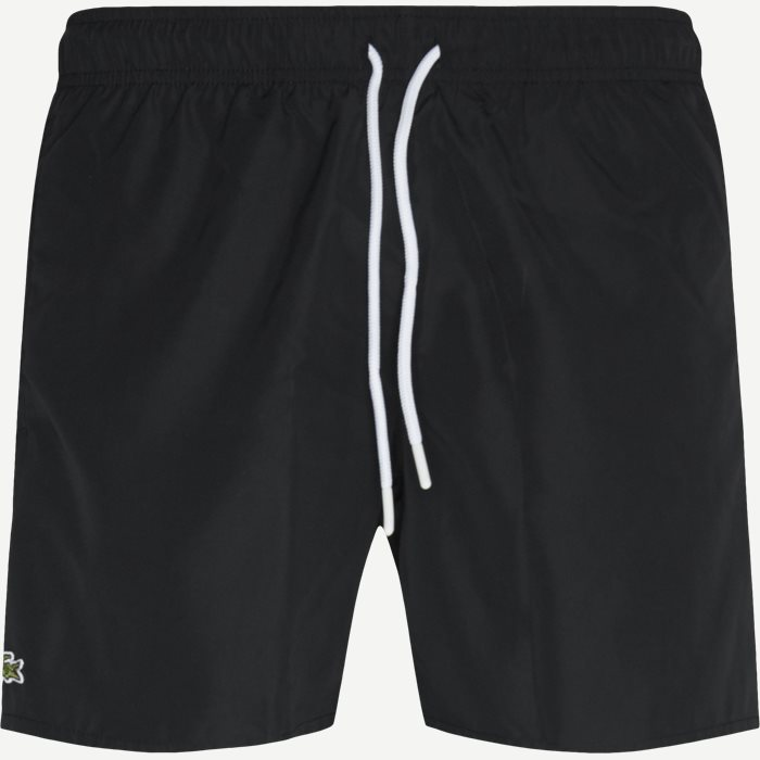 Light Quick-Dry Swim Shorts - Shorts - Regular - Sort