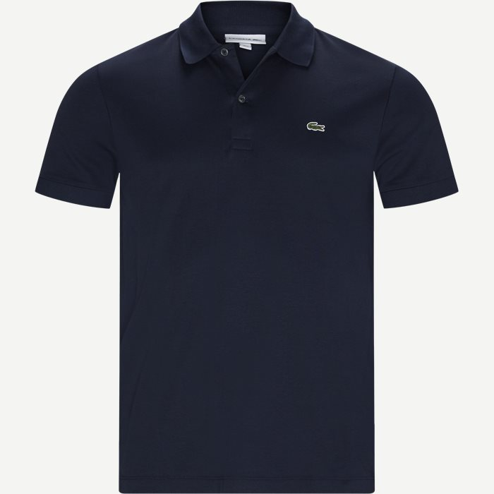 Polo Regular Fit T-shirt  - T-shirts - Regular - Blå