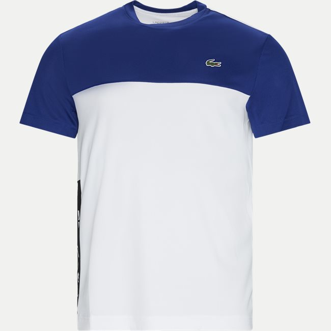 Colourblock Breathable Piqué T-shirt