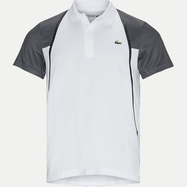 Mesh Sleeved Breathable Tennis Polo Shirt