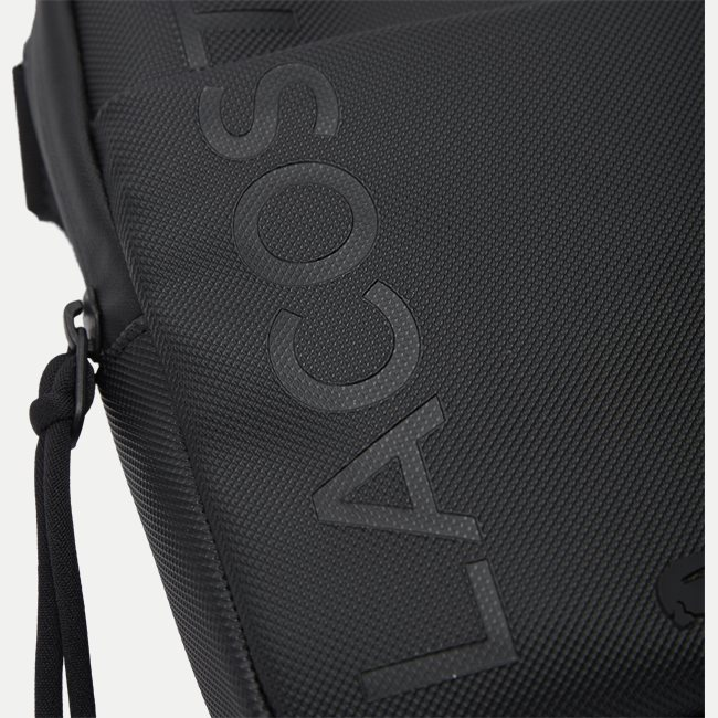 Branded Zippered Small Flat Bag