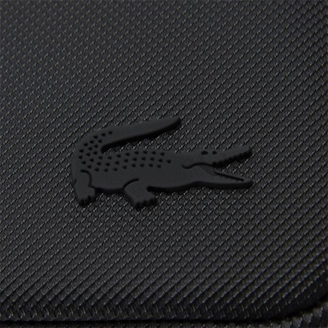 Petit Piqué Vertical Zip Bag